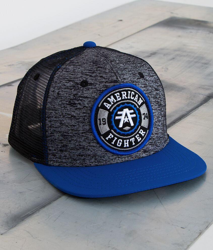 American Fighter La Grange Trucker Hat front view