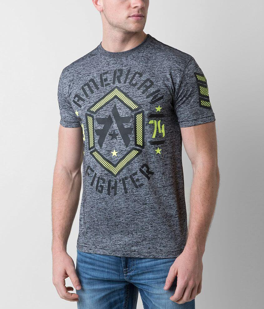 American Fighter Calvin T-Shirt front view