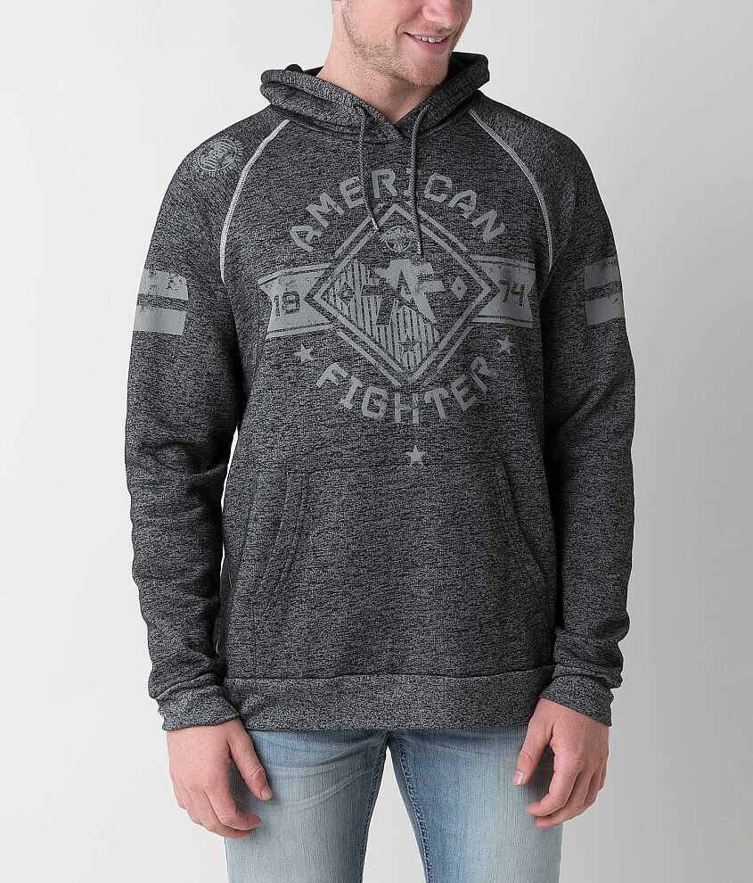 American Fighter Manchester Hooded Sweatshirt front view