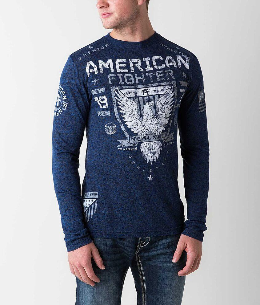 American Fighter Macalester T-Shirt front view