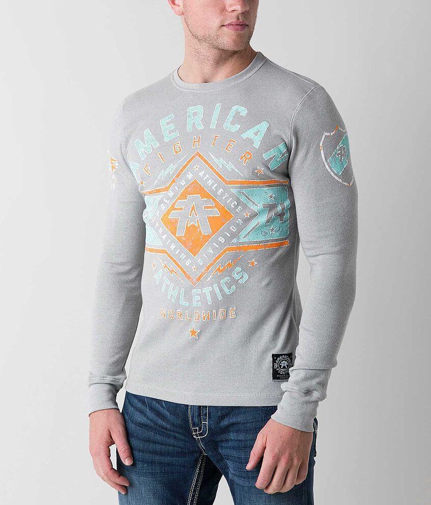American Fighter Santa Clara Thermal Shirt front view