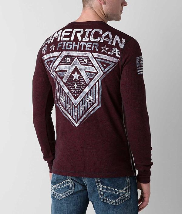 Fighter Thermal Dakota American North Shirt AqwCddp