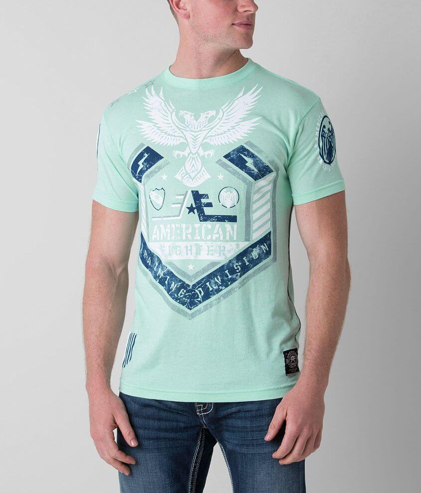 American Fighter Woodbury T-Shirt front view