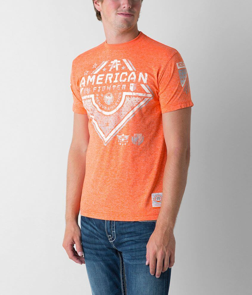 American Fighter New Orleans Hydrocore T-Shirt front view