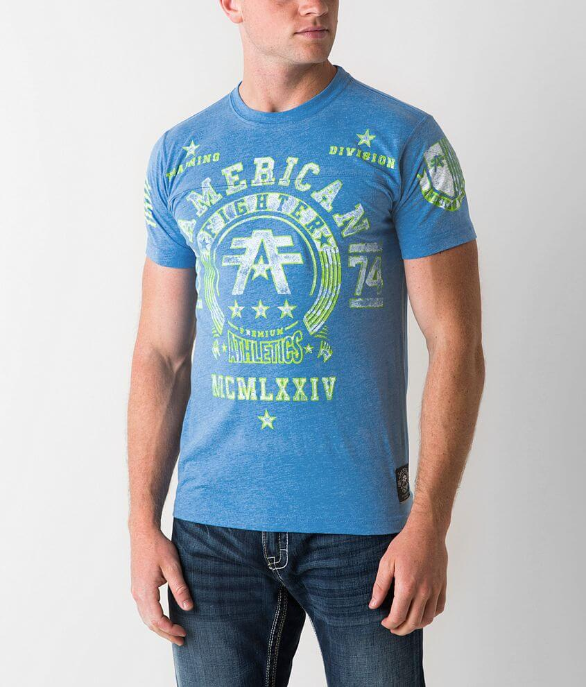 American Fighter Dalton T-Shirt front view