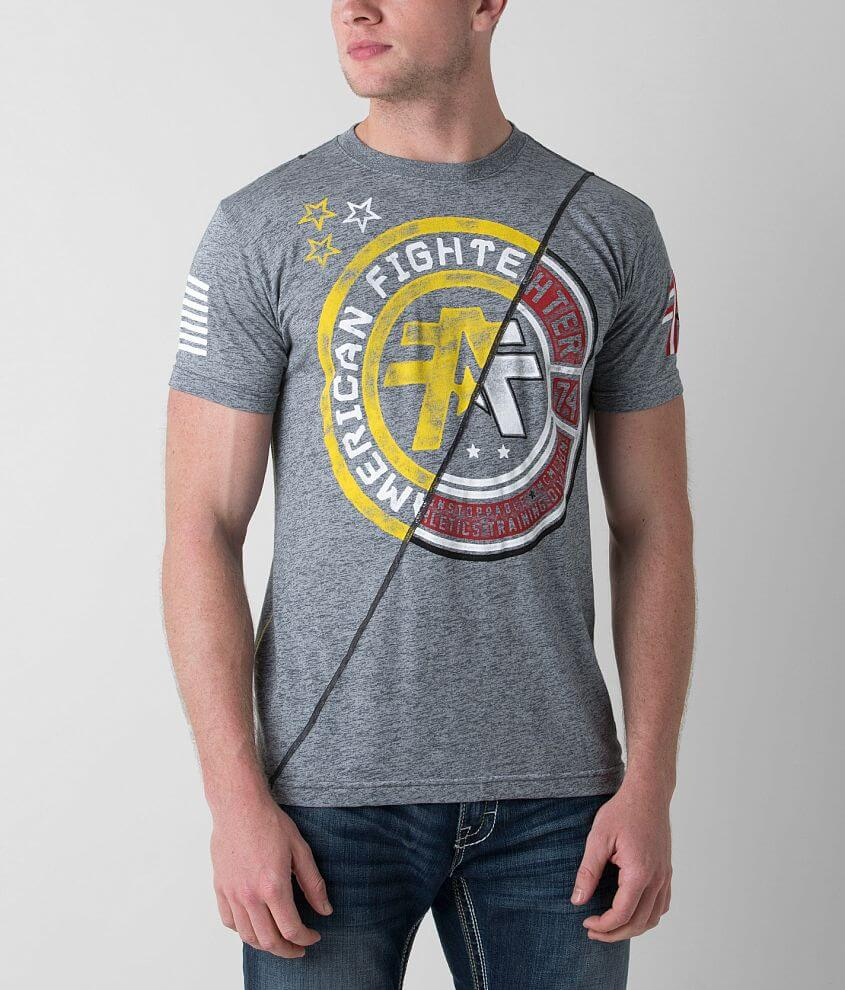 American Fighter Rutgers T-Shirt front view