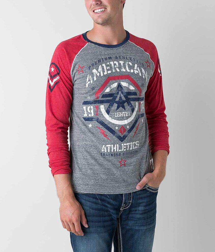 American Fighter New Mexico T-Shirt front view