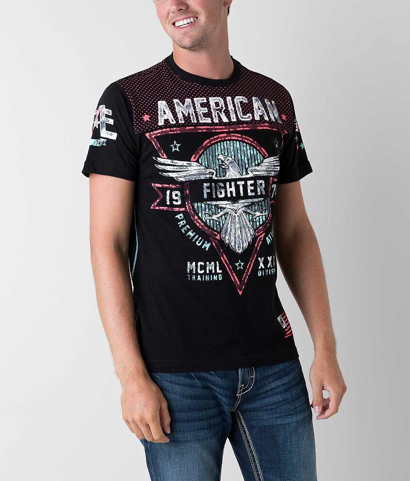 American Fighter Great Lakes T-Shirt front view