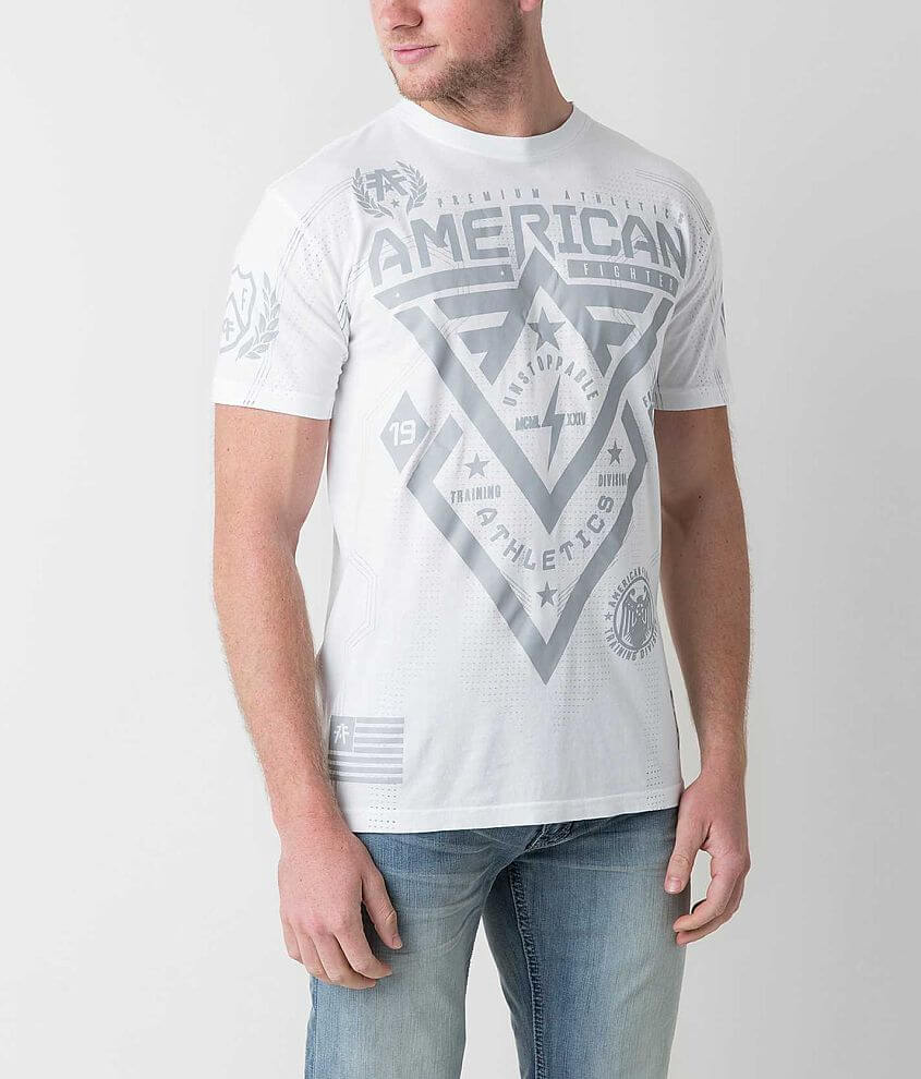American Fighter Alaska Hydrocore T-Shirt front view
