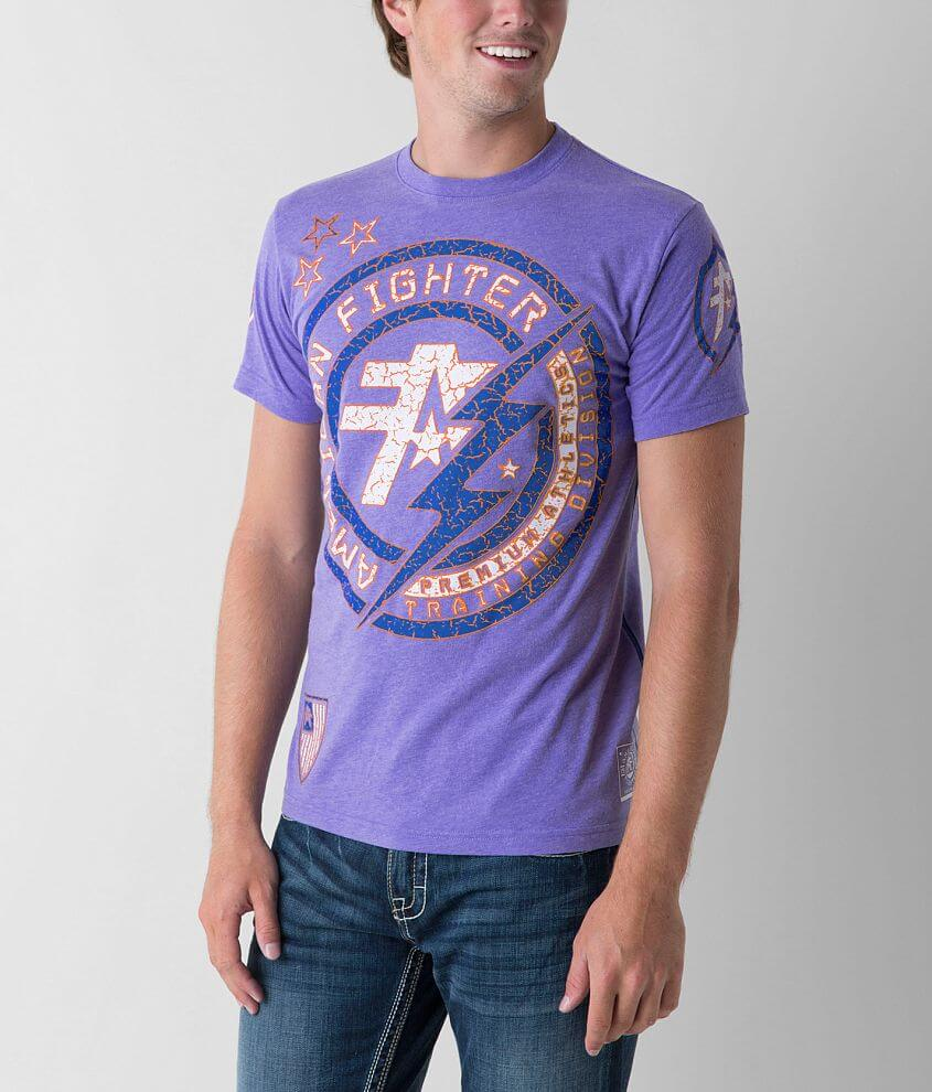 American Fighter Allen T-Shirt front view