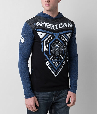 American Fighter Blue Mountain Hoodie