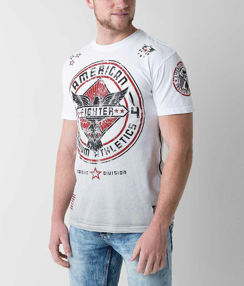 American Fighter Arizona T-Shirt front view