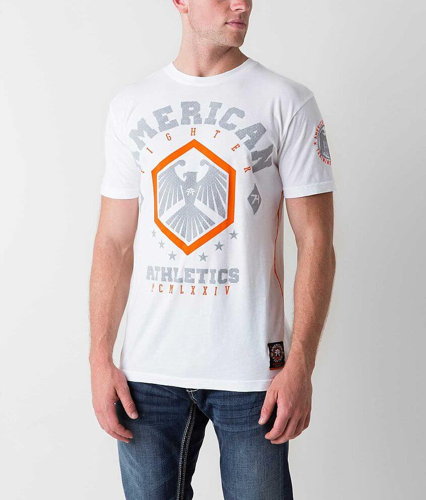 American Fighter Wesley T-Shirt front view