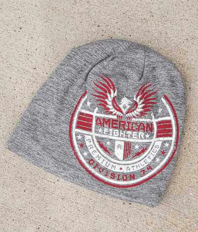 American Fighter Stillman Scribble Beanie