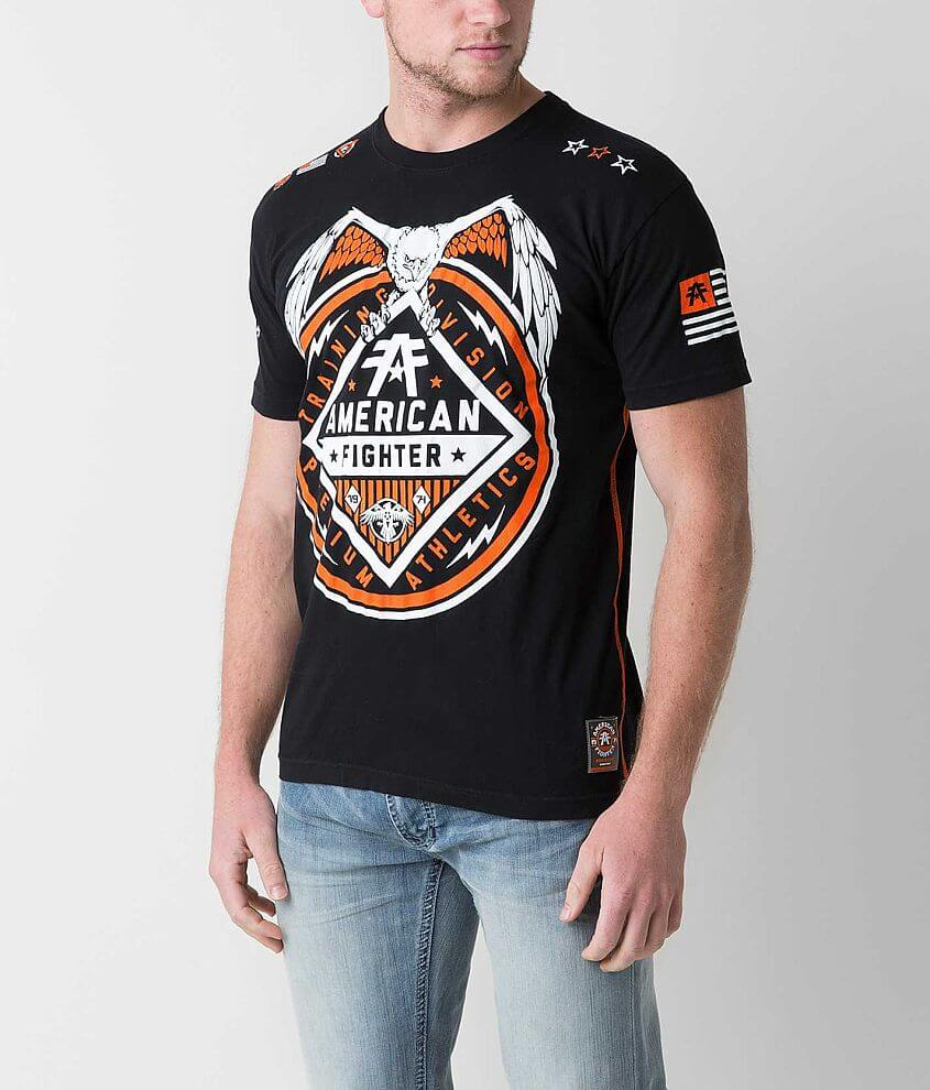 American Fighter Staten Island T-Shirt front view