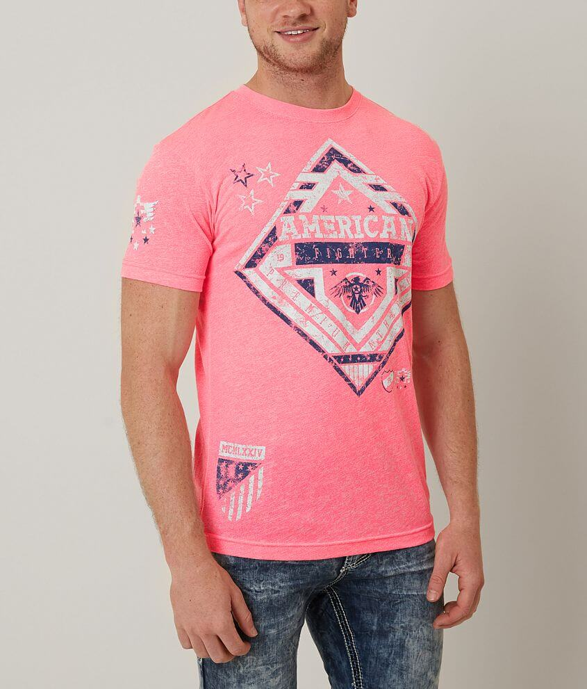 American Fighter Hillsdale T-Shirt front view