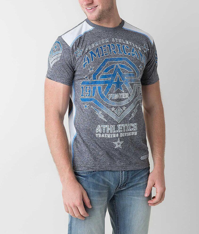 American Fighter New Mexico Hydrocore T-Shirt front view