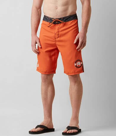 American Fighter Brewton Stretch Boardshort