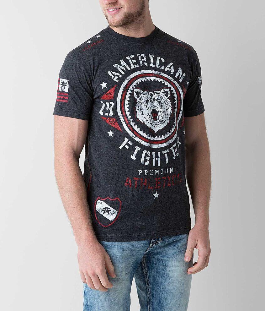 American Fighter Vandercook T-Shirt front view