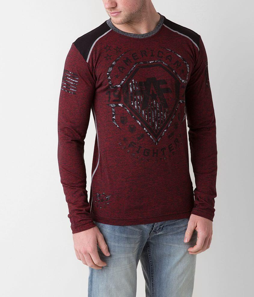 American Fighter Merrimack Artisan T-Shirt front view