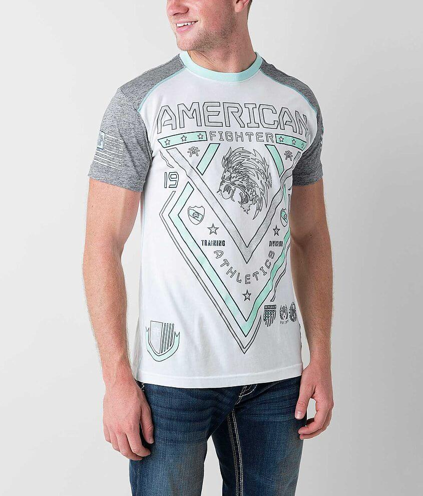 American Fighter Mississippi T-Shirt front view