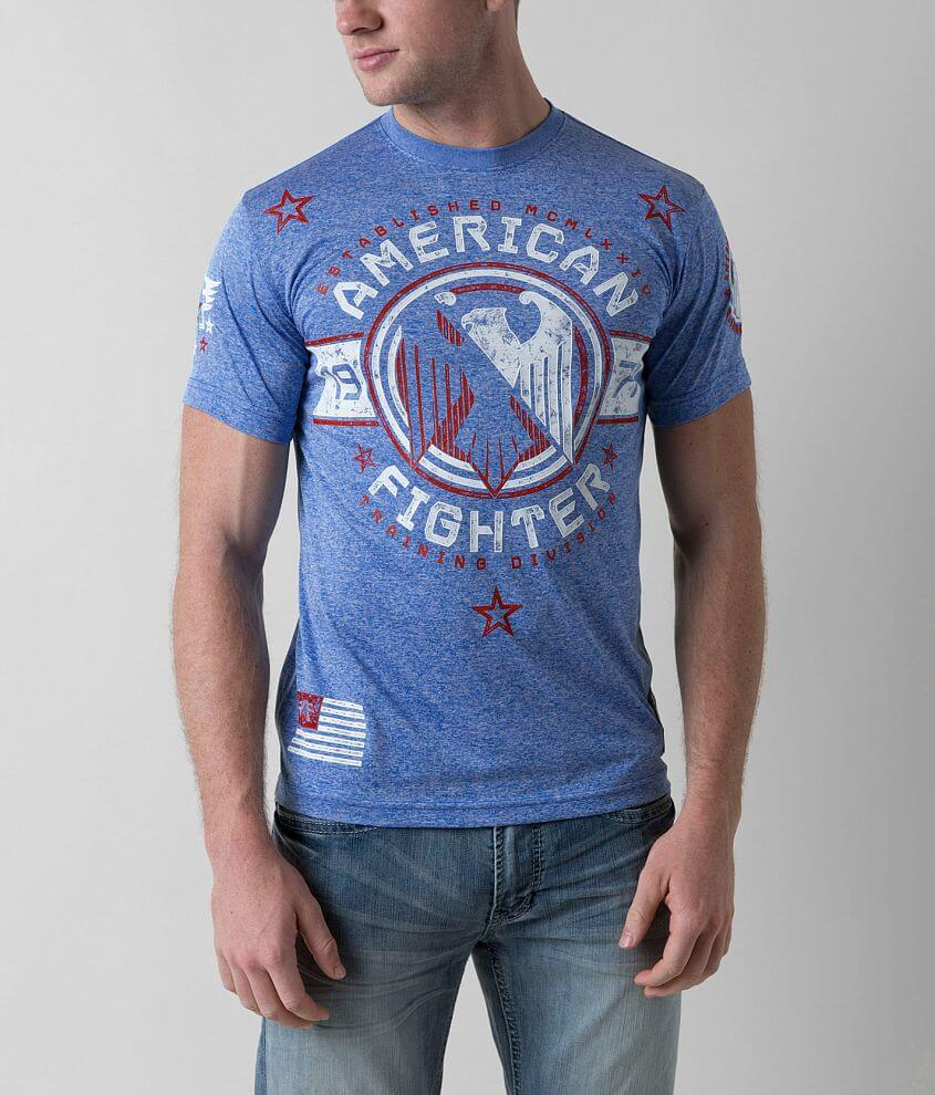 American Fighter South Carolina Hydrocore T-Shirt front view