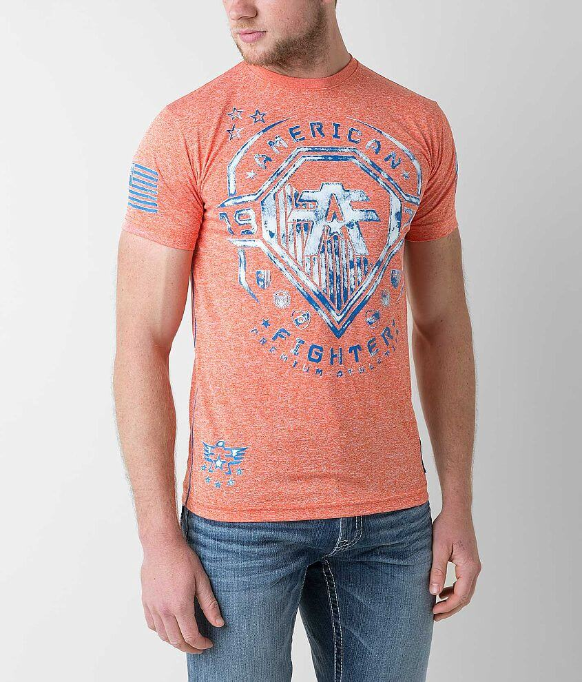 American Fighter Merrimack Hydrocore T-Shirt front view