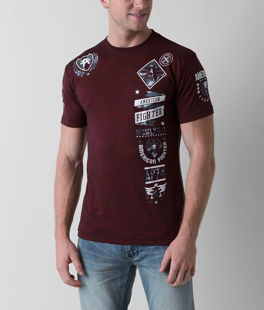 American Fighter Lander T-Shirt front view