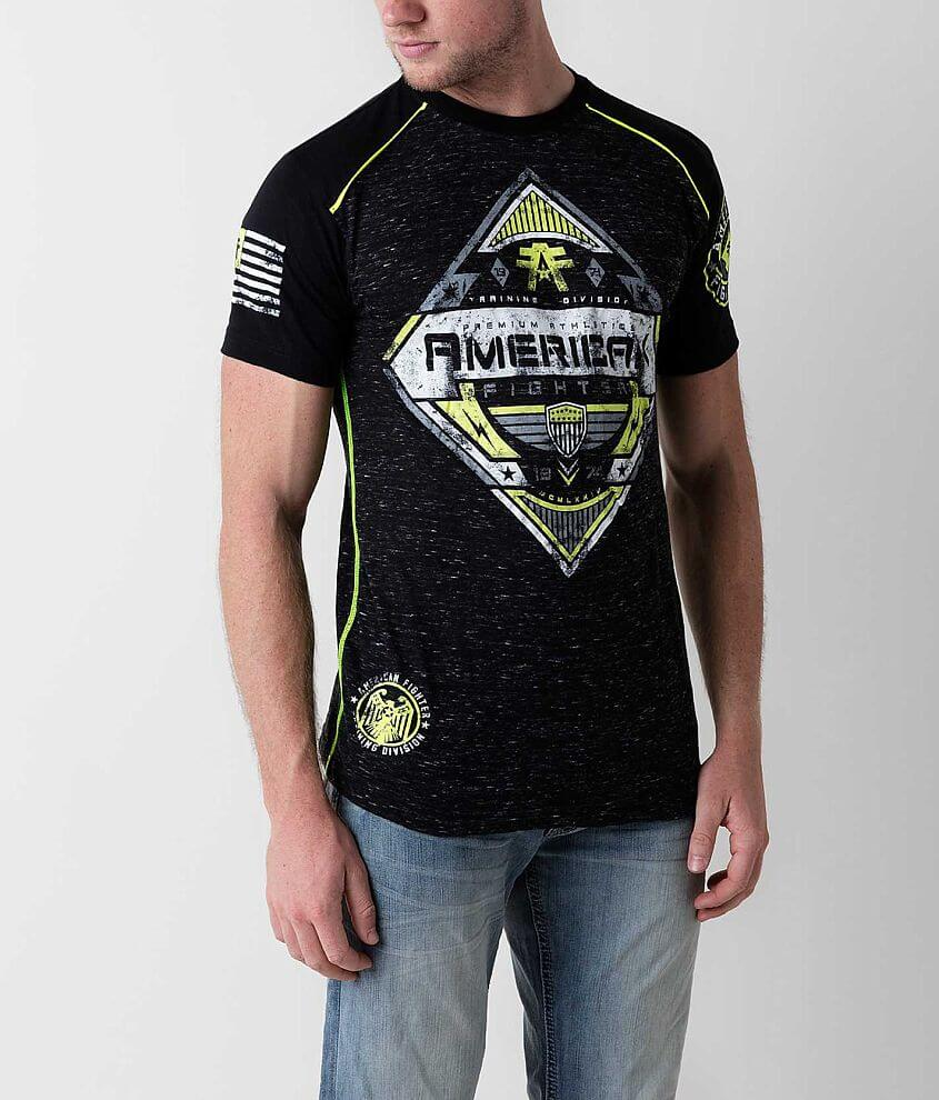 American Fighter Minnesota T-Shirt front view