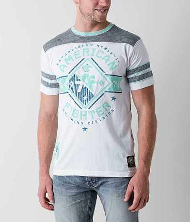 American Fighter Massachusetts T-Shirt