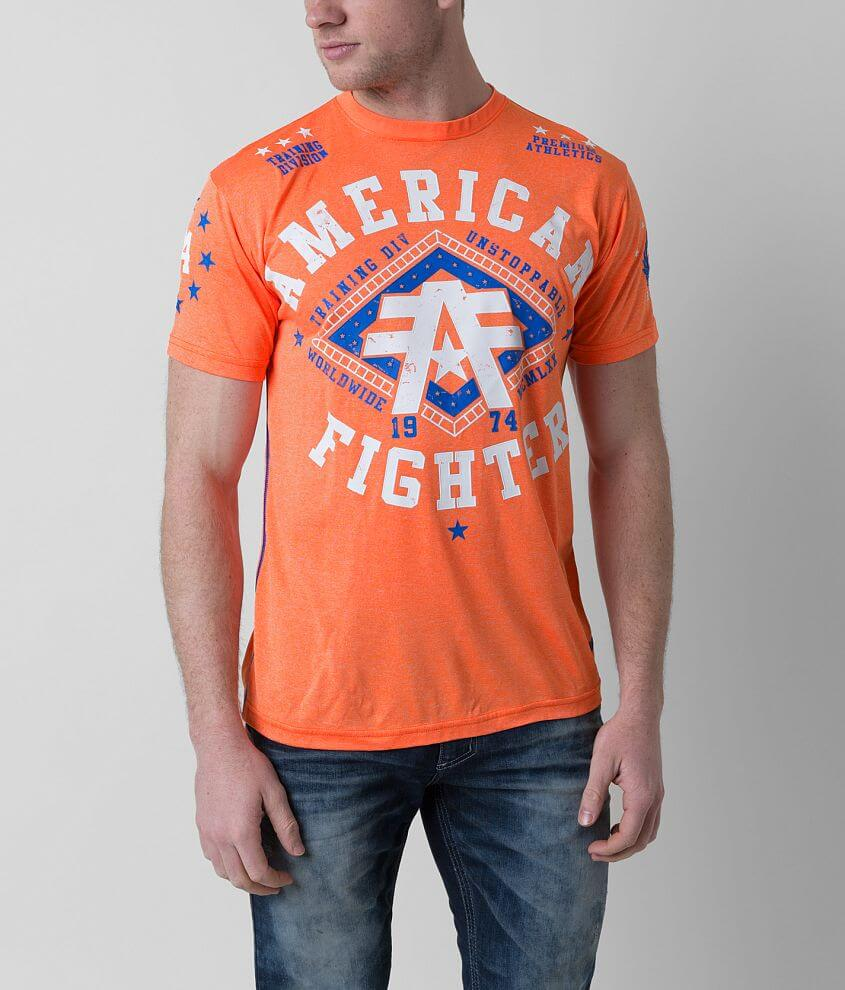 American Fighter Cornell Hydrocore T-Shirt front view