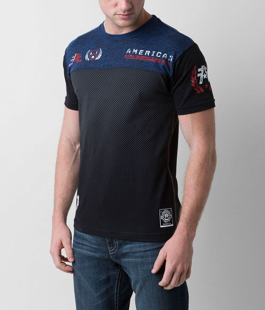 American Fighter Wayne T-Shirt front view