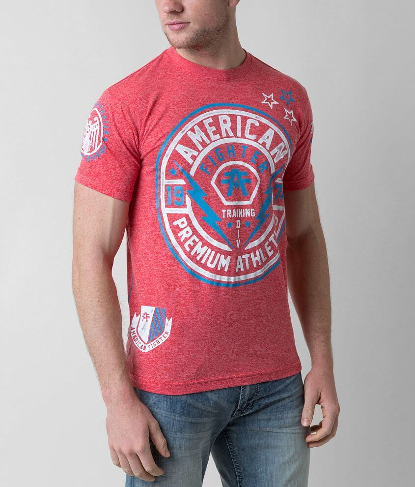 American Fighter Palmer Hydrocore T-Shirt front view
