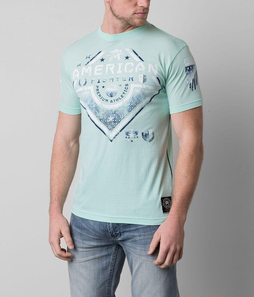 American Fighter New Orleans T-Shirt front view
