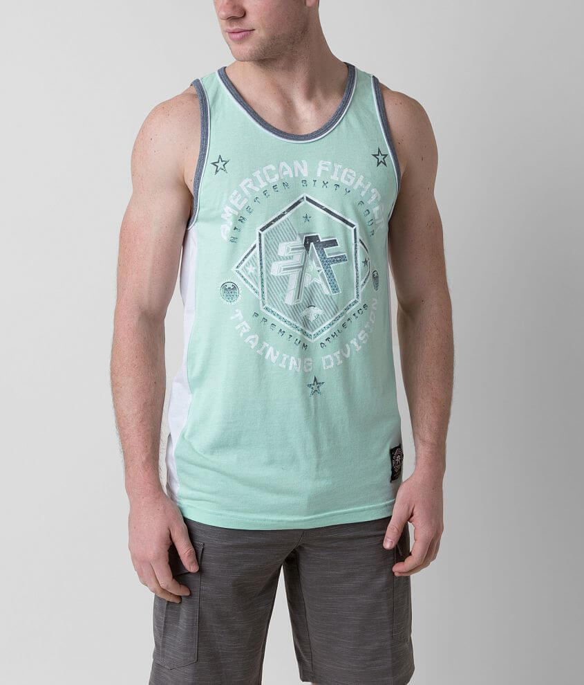 American Fighter Sioux Falls Tank Top front view