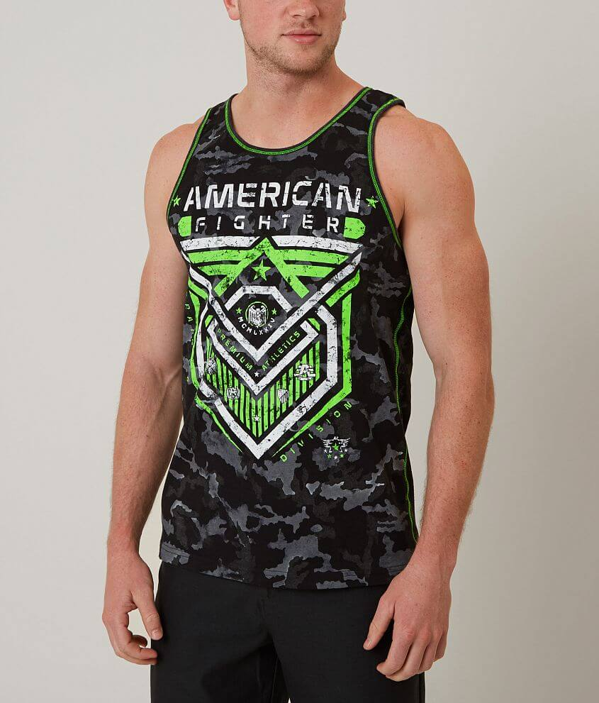American Fighter Kendrick Tank Top front view