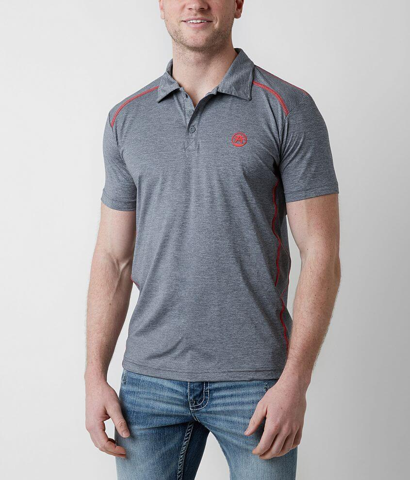 American Fighter Albion Polo front view