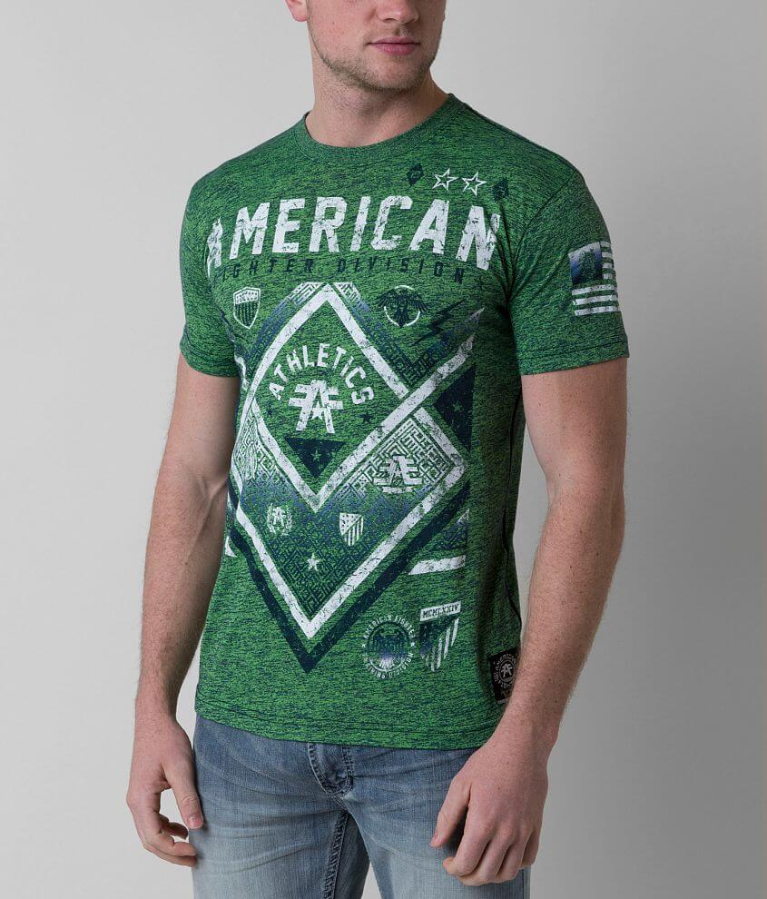 American Fighter Victory T-Shirt front view