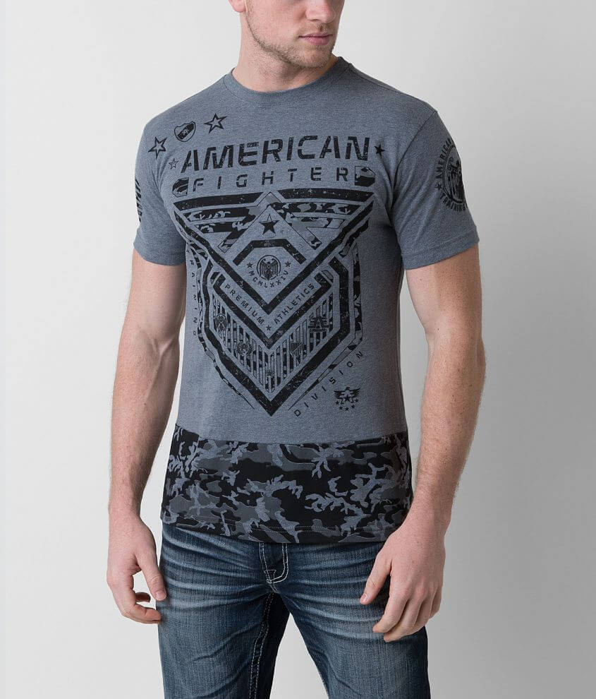 American Fighter Kendrick T-Shirt front view