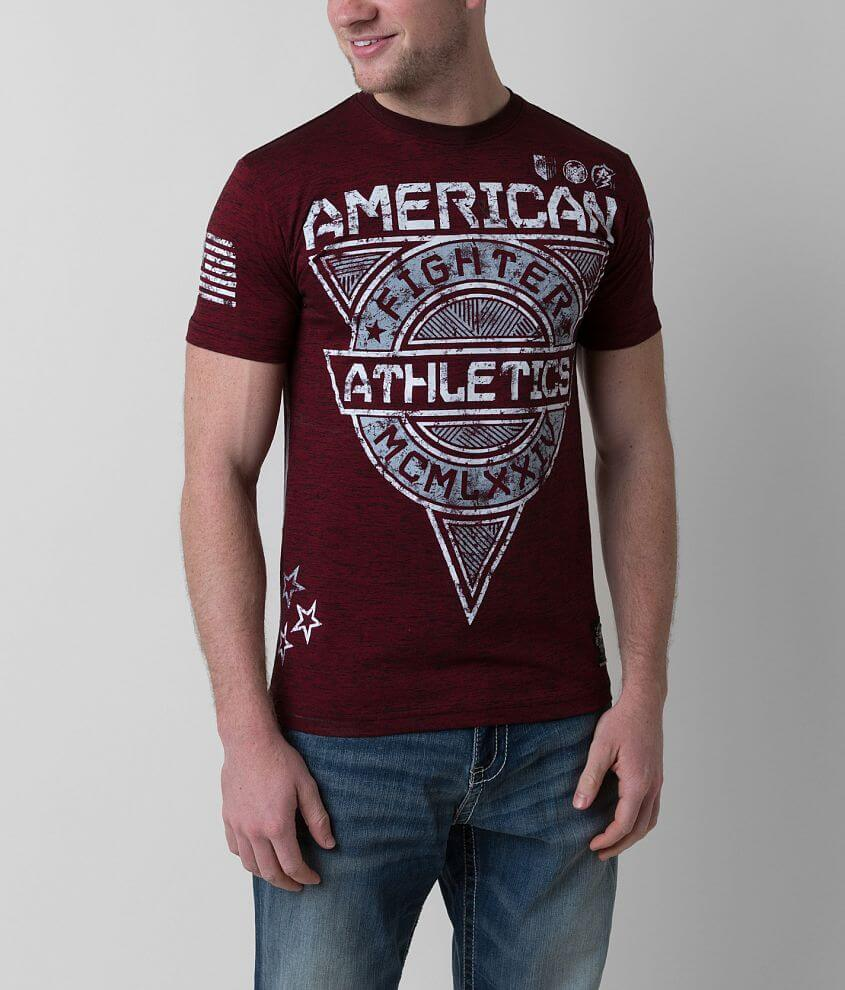 American Fighter Grove T-Shirt front view