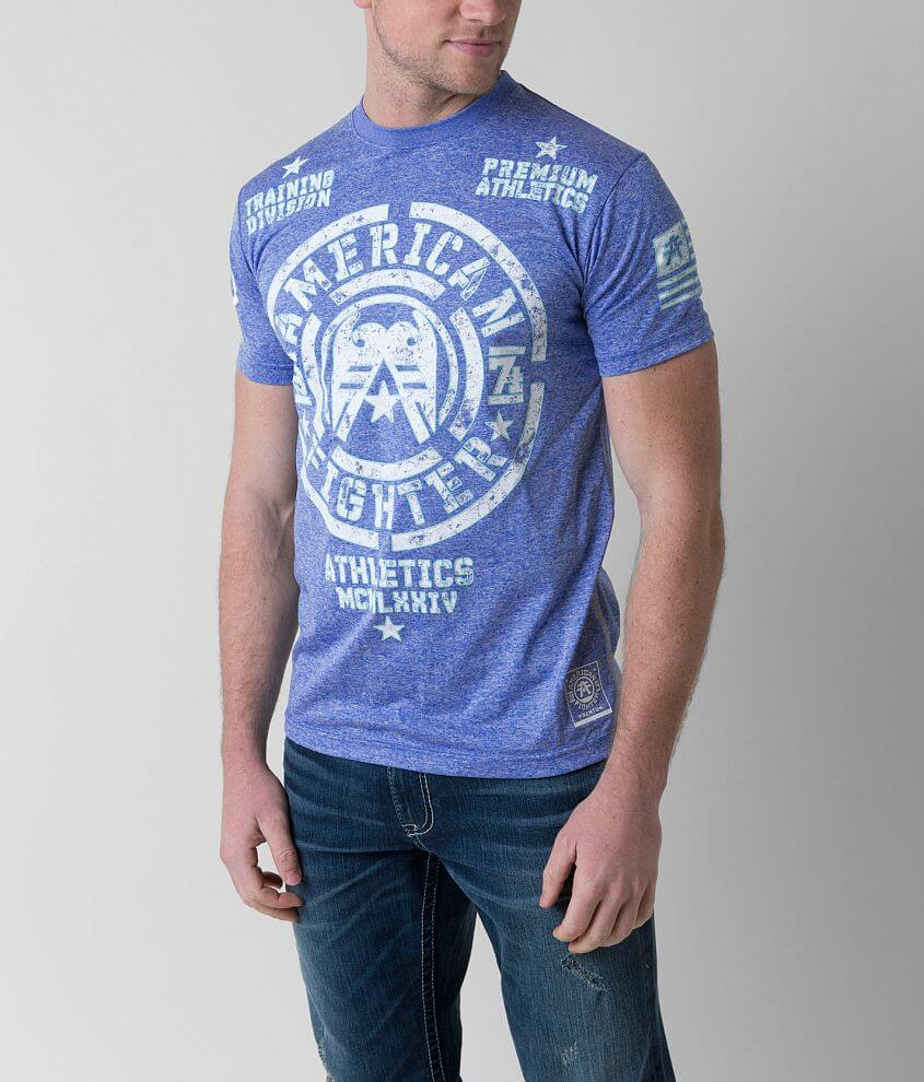 American Fighter Ozark Hydrocore T-Shirt front view