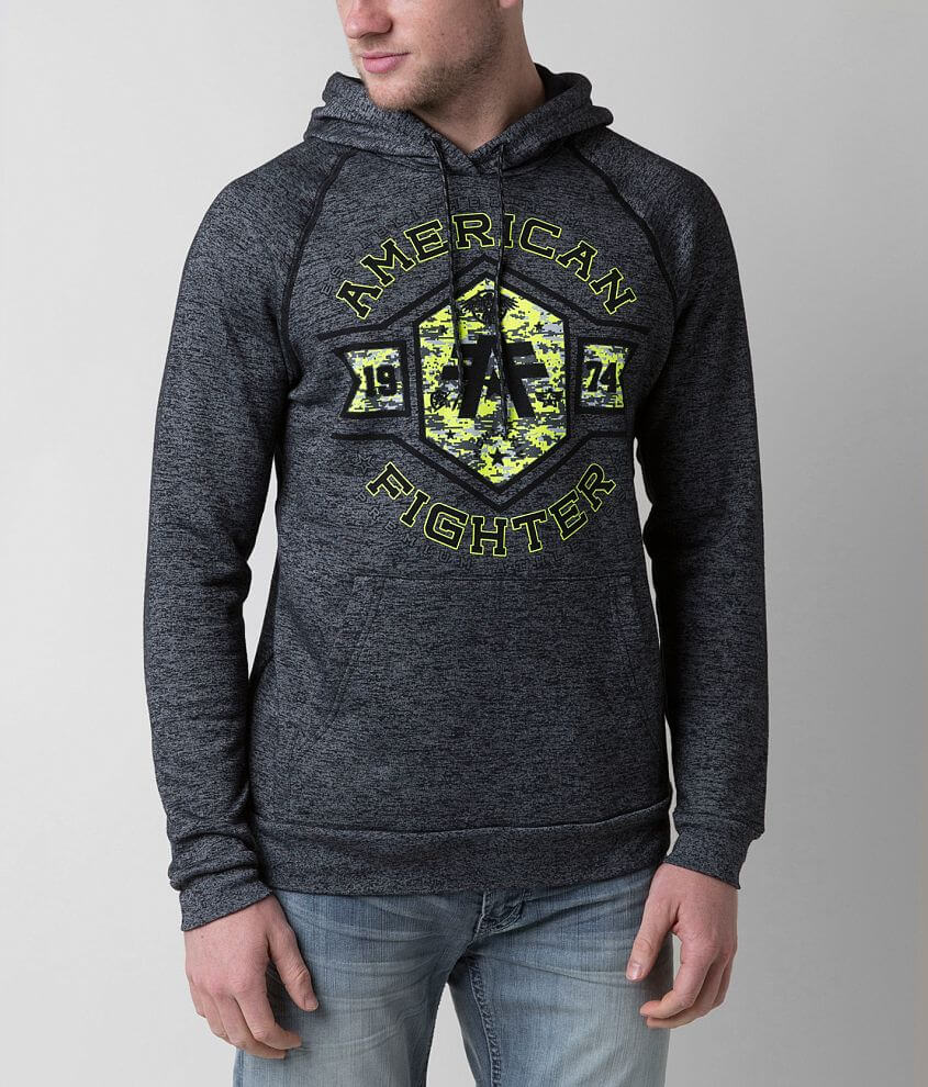 American Fighter Macmurray Sweatshirt front view