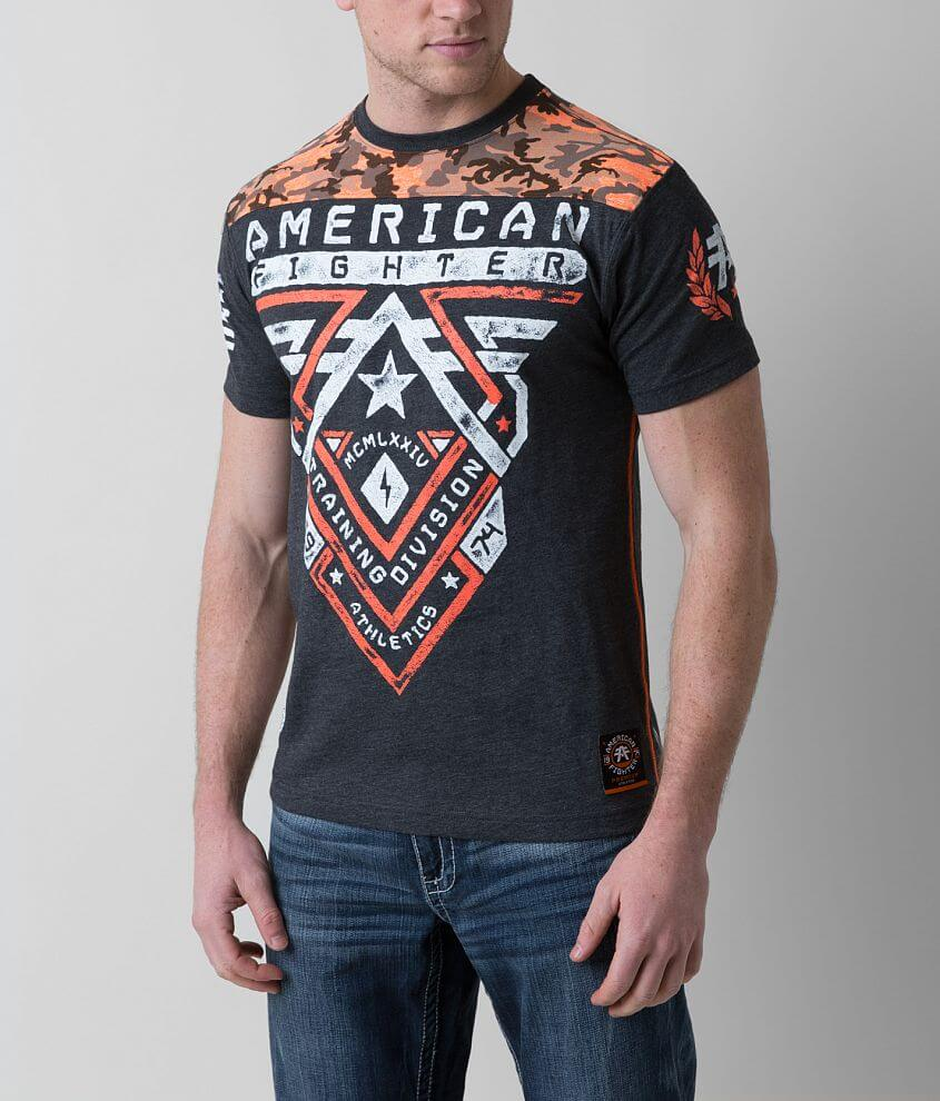 American Fighter Crossroads T-Shirt front view