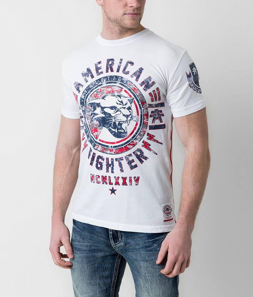 American Fighter Jones T-Shirt front view