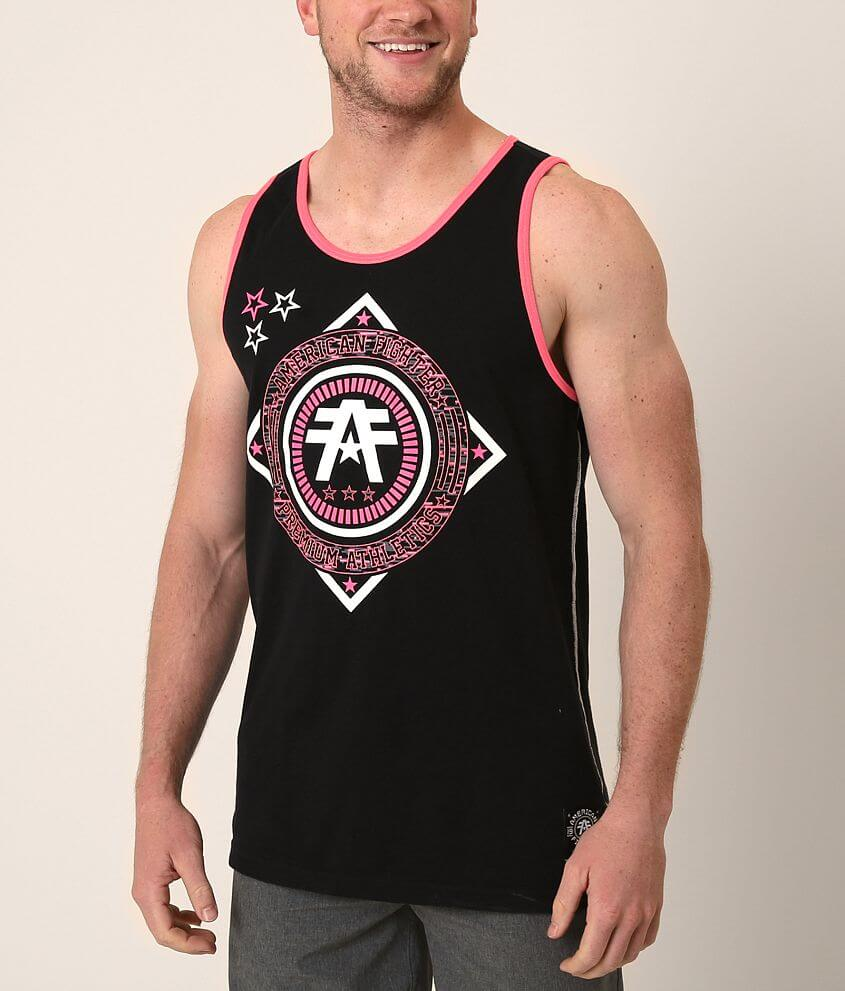 American Fighter Hendrix Tank Top front view