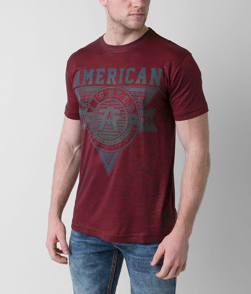 American Fighter Charleston T-Shirt front view