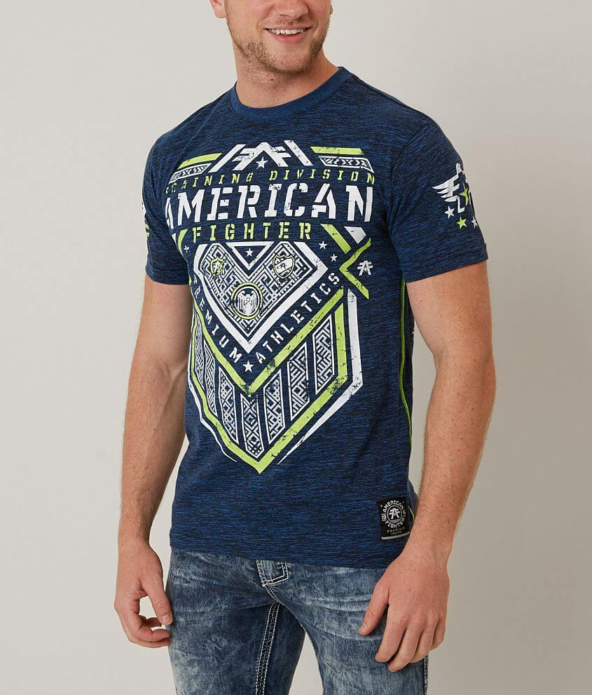 American Fighter Cooper T-Shirt front view