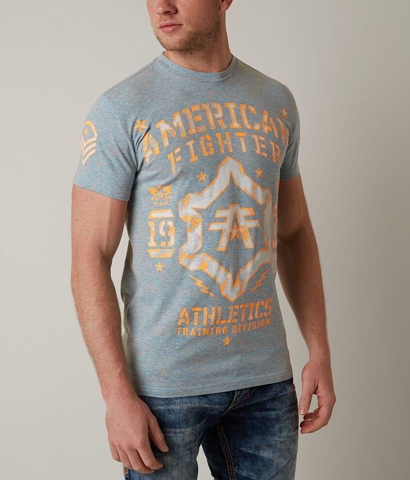 American Fighter Wentworth T-Shirt front view