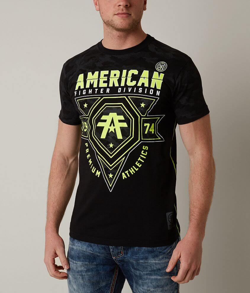 American Fighter Wingate T-Shirt front view