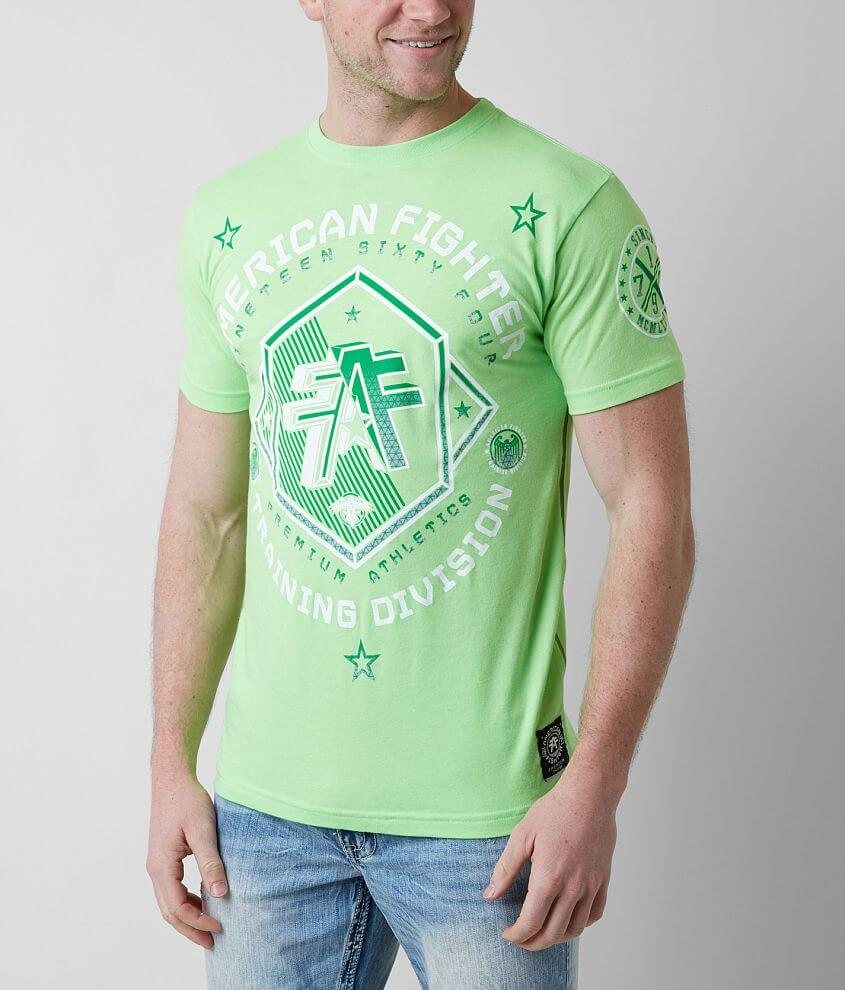 American Fighter Sioux Falls T-Shirt front view